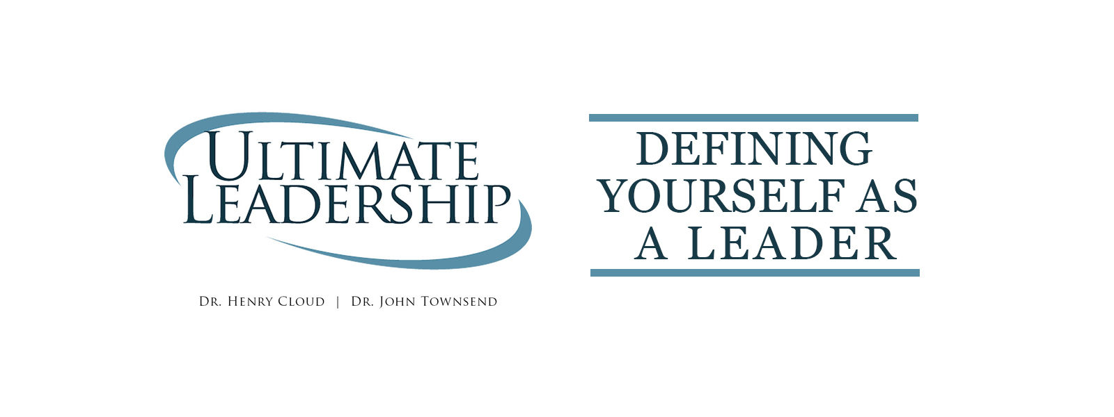 Defining Yourself as a Leader