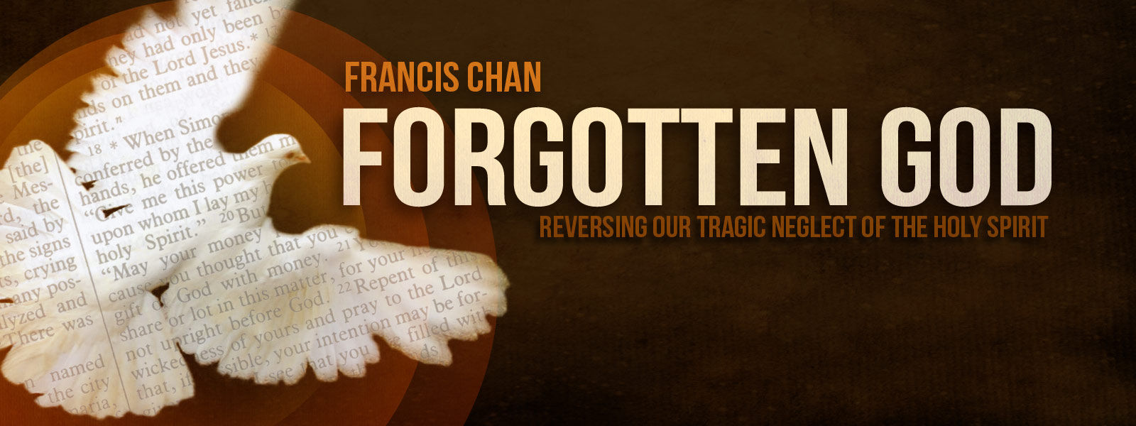Image result for forgotten god francis chan