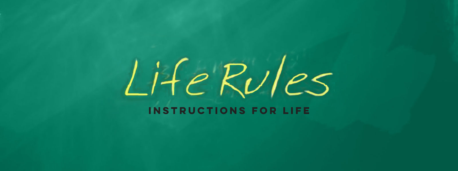 RightNow Media :: Streaming Video Bible Study : Life Rules
