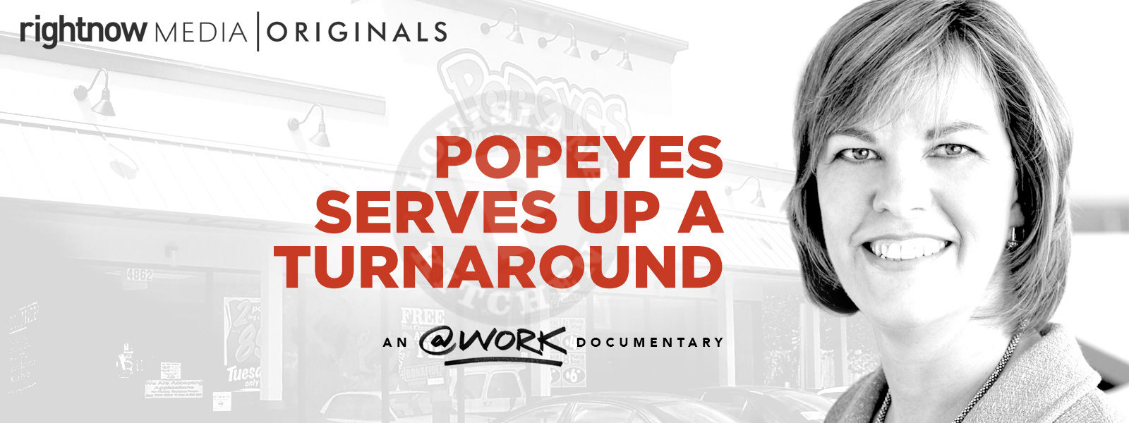 Popeyes Serves Up A Turnaround