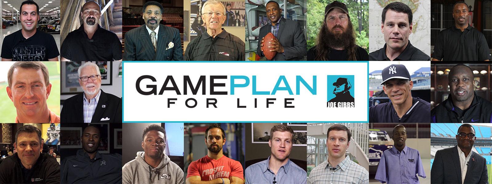 Game Plan for Life: Average Joe