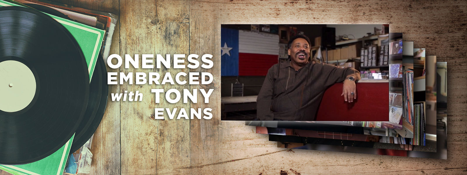 Oneness Embraced with Tony Evans