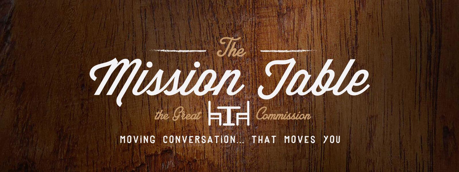 Missions Table Season 1