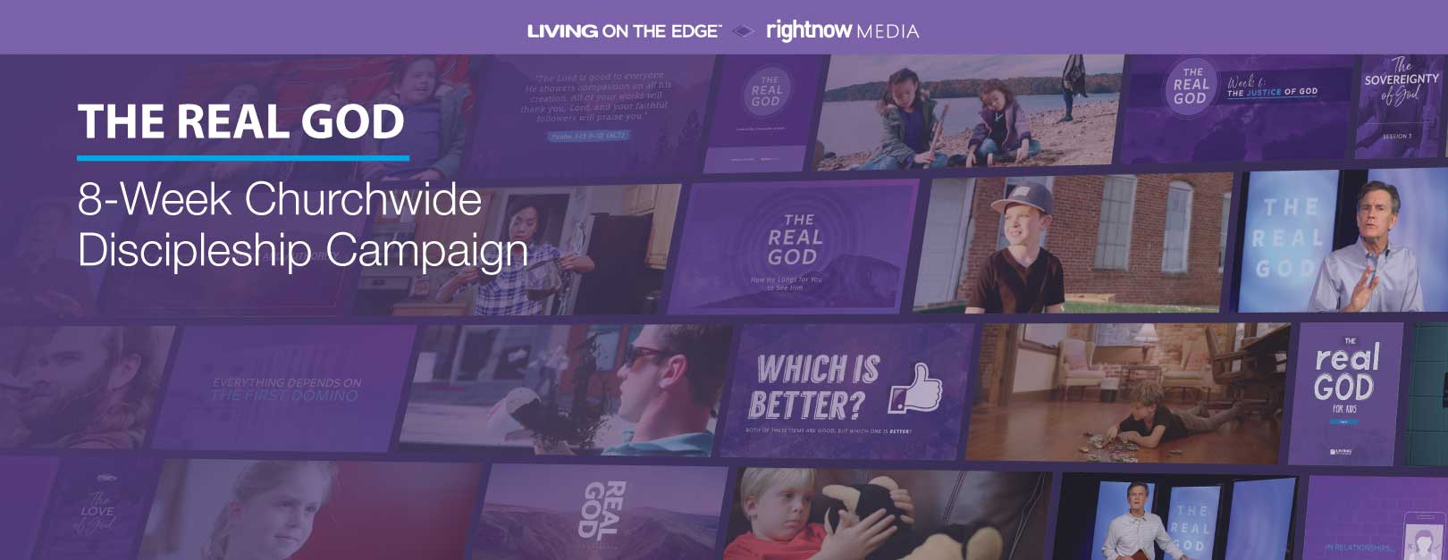 RightNow Media :: Streaming Video Bible Study : The Real God