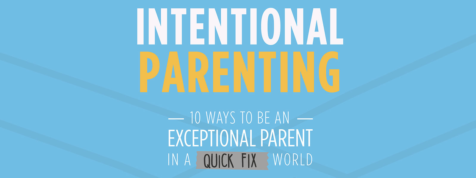 Image result for intentional parenting doug field