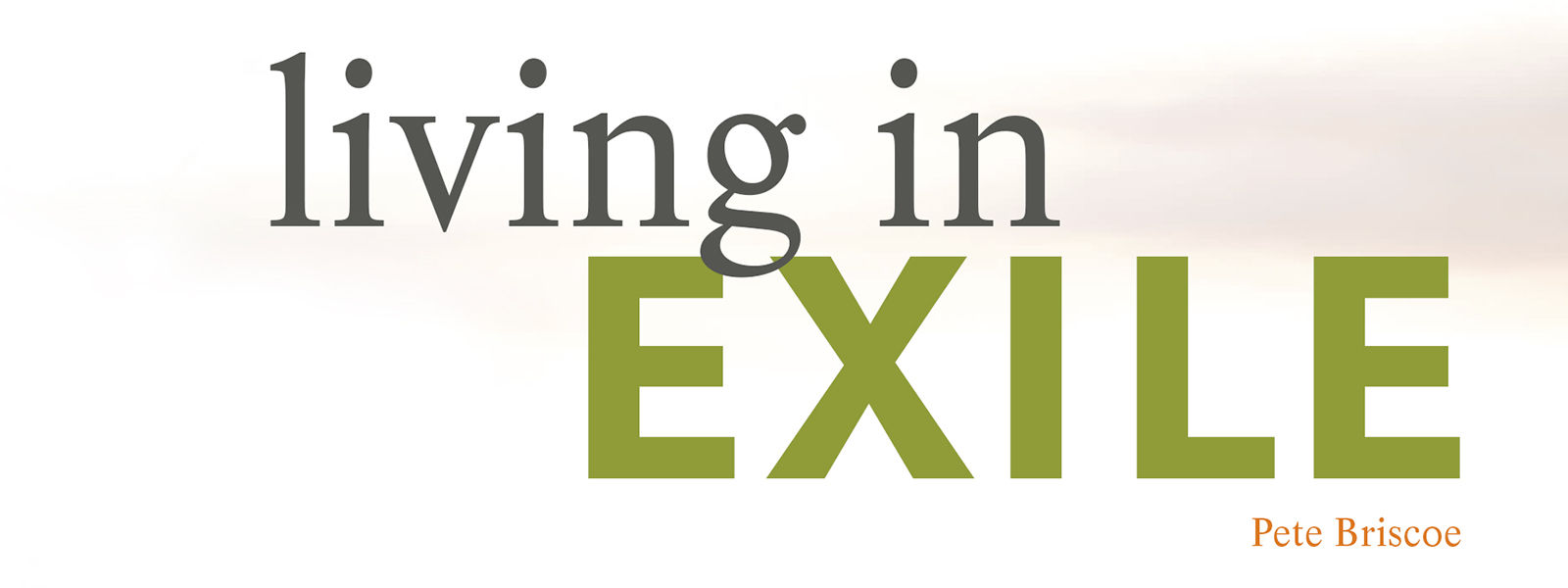 RightNow Media :: Streaming Video Bible Study : Living in Exile ...