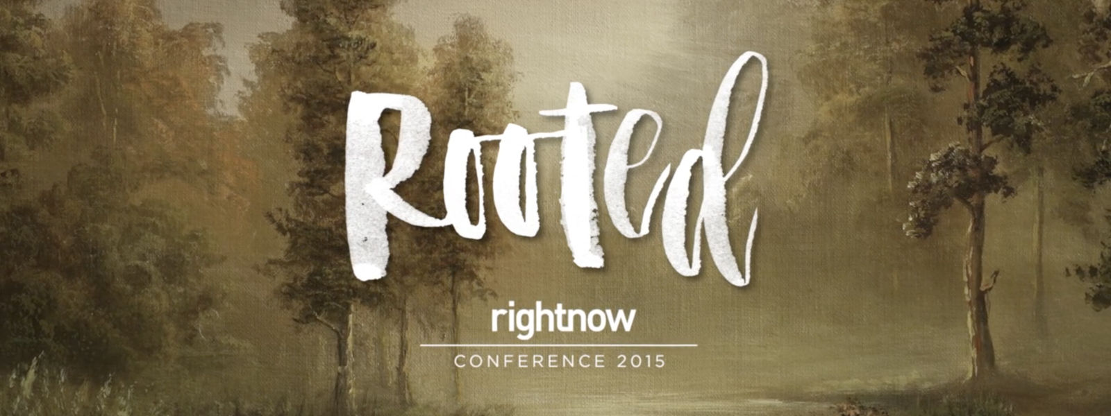 RightNow Conference 2015