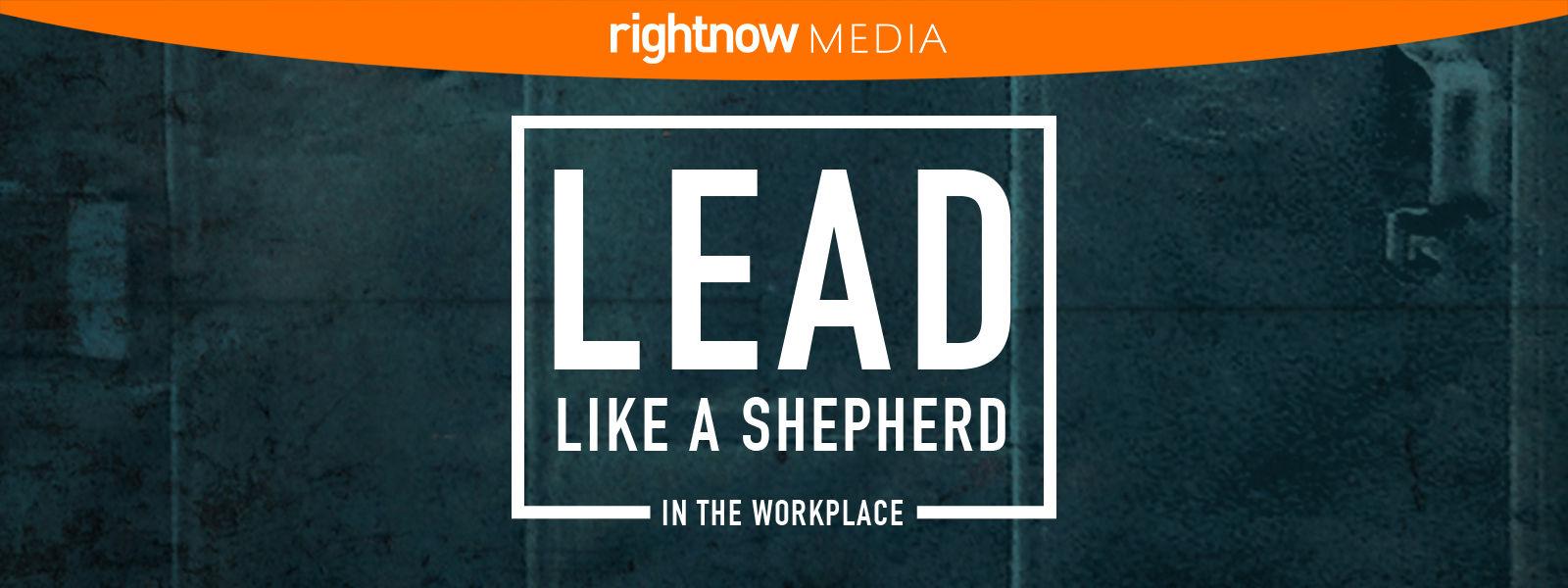 Lead Like a Shepherd (In The Workplace)