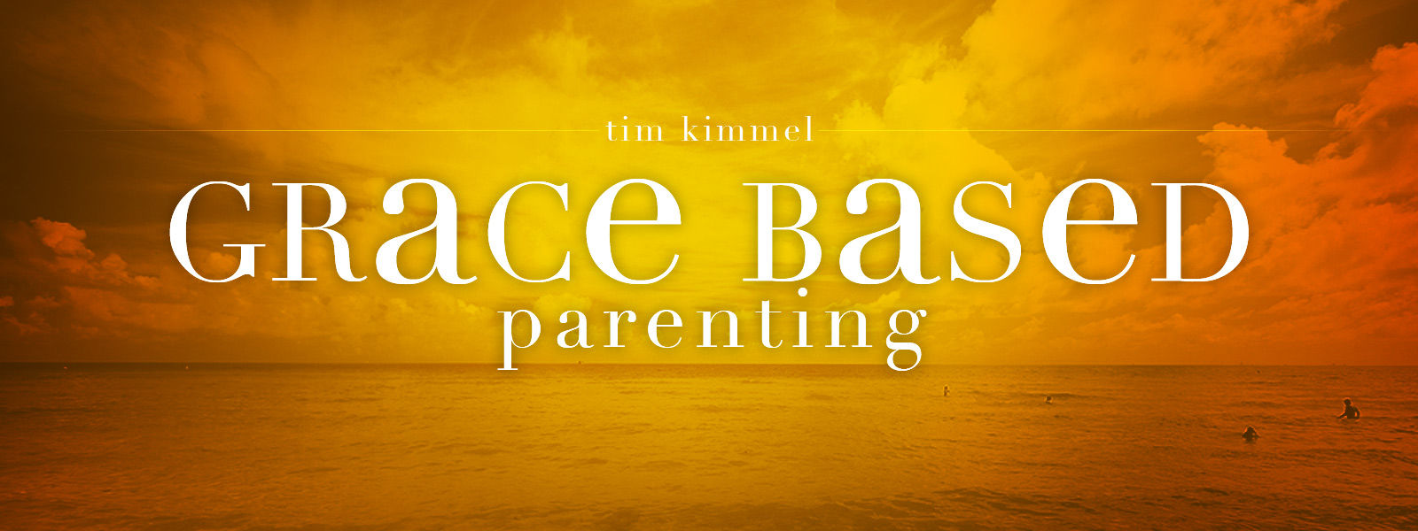 Grace Based Parenting 2 - Building Character