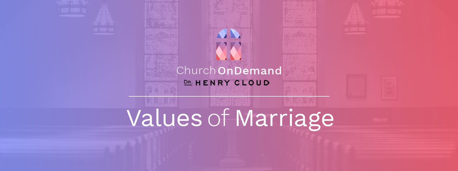 Values of Marriage