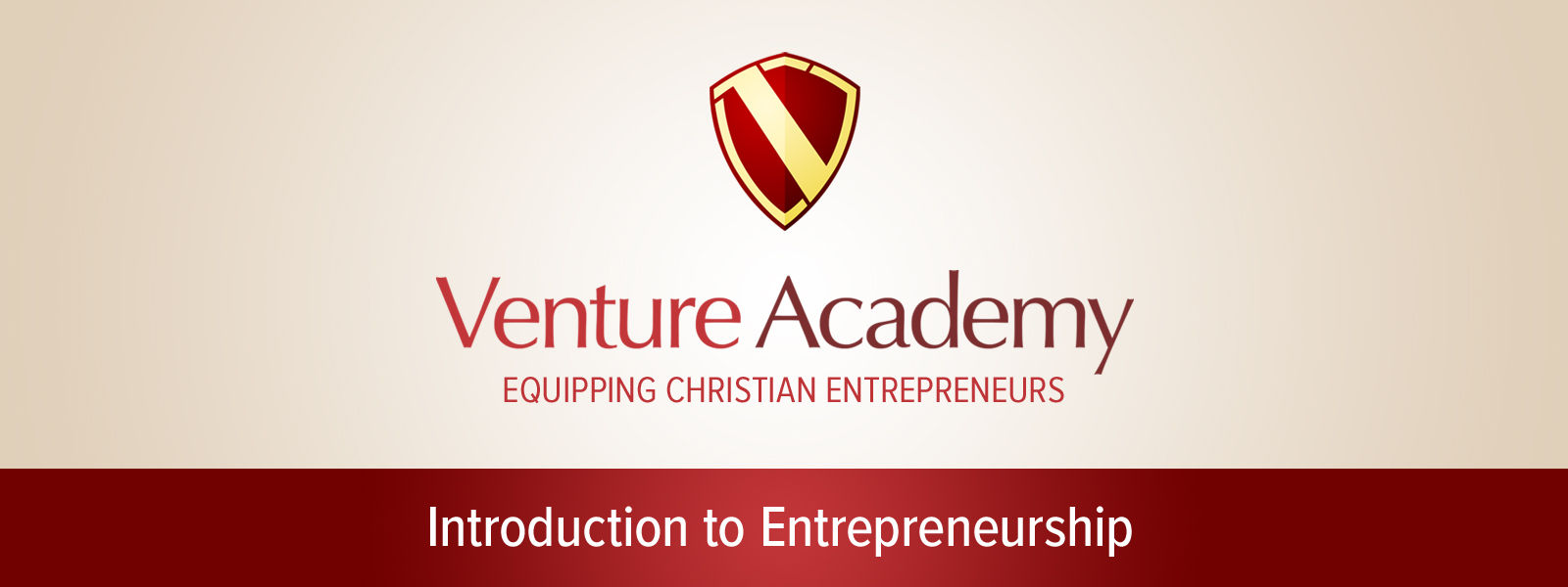 1) Introduction to Entrepreneurship