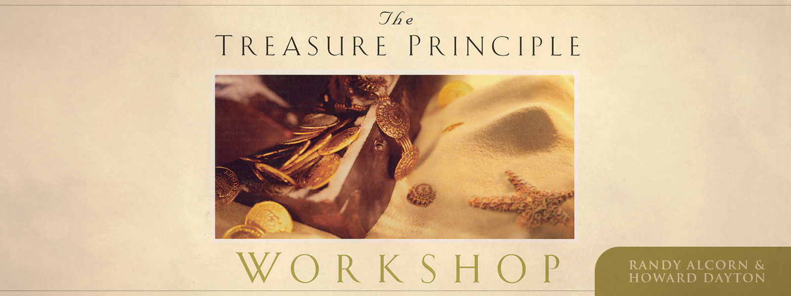 The Treasure Principle Workshop