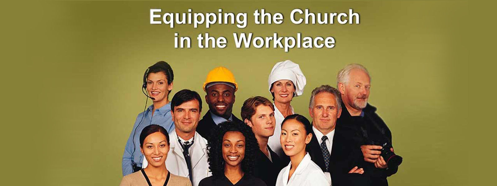 Equipping the Church in the Workplace