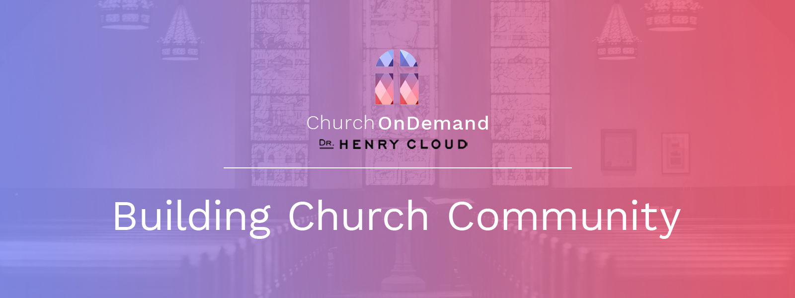 Building Church Community