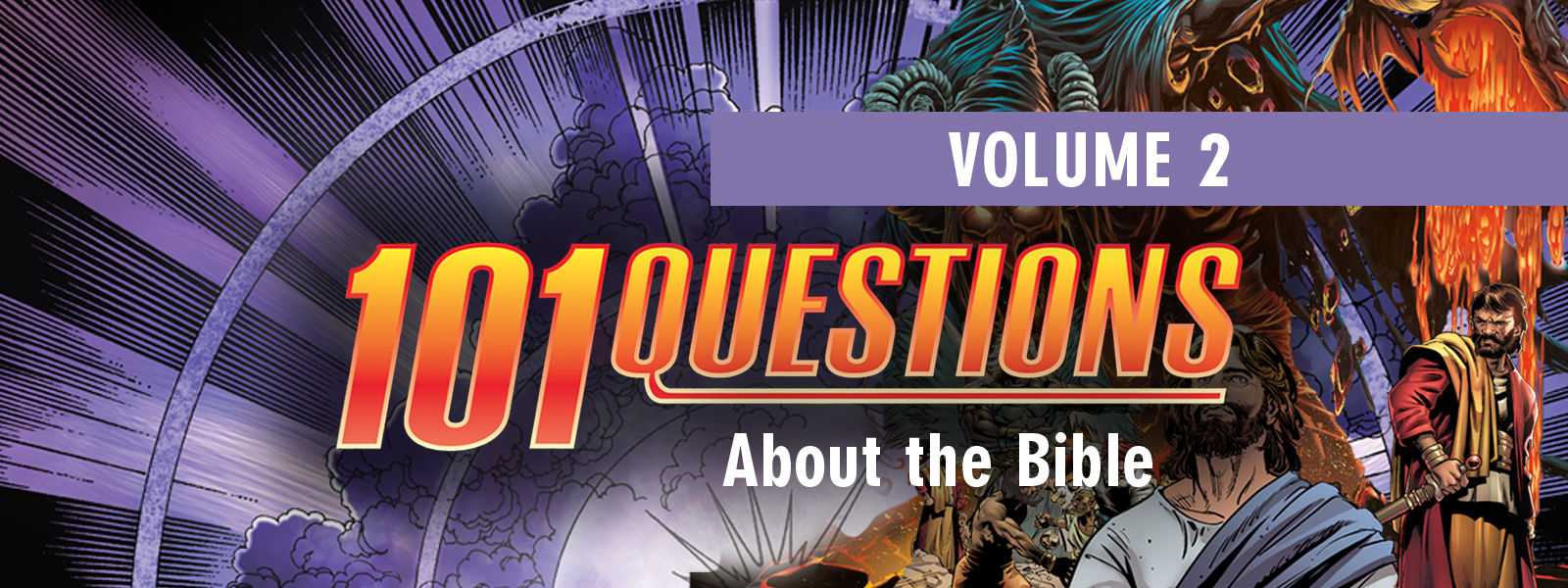 RightNow Media :: Streaming Video Bible Study : 101 Questions