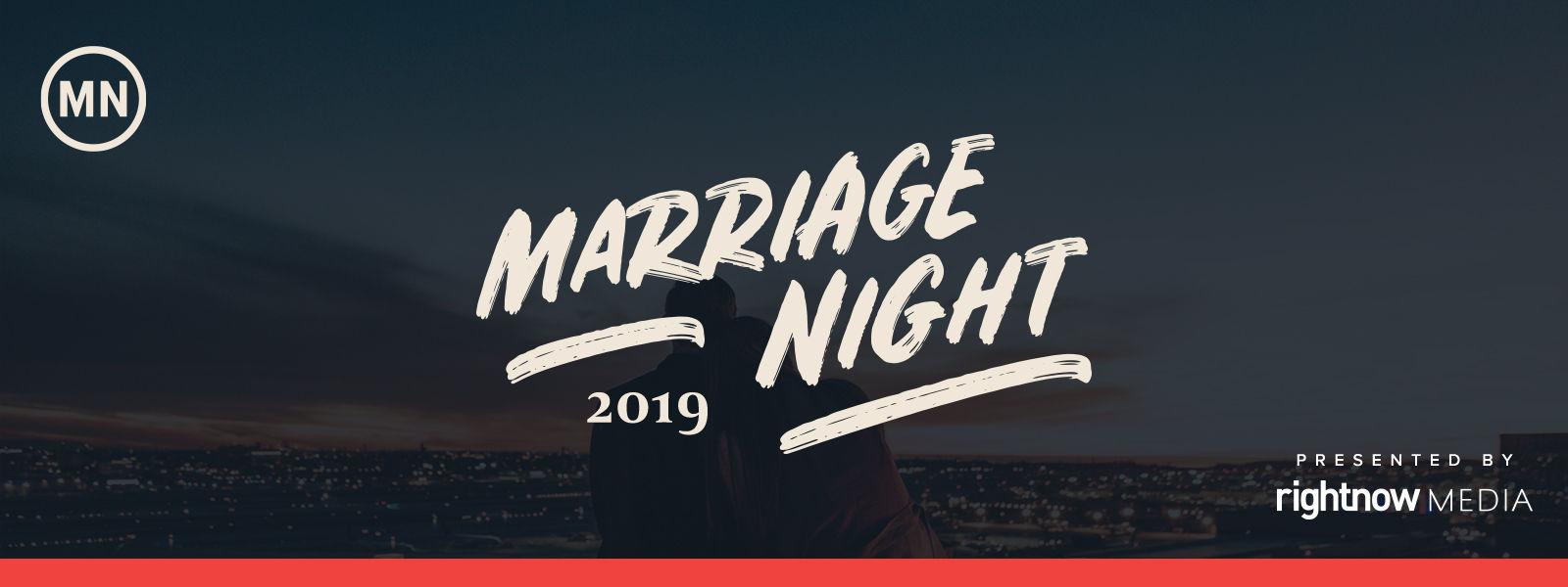 Marriage Night 2019