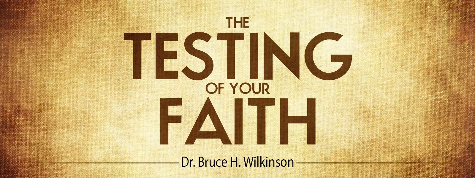 RightNow Media :: Streaming Video Bible Study : The Testing