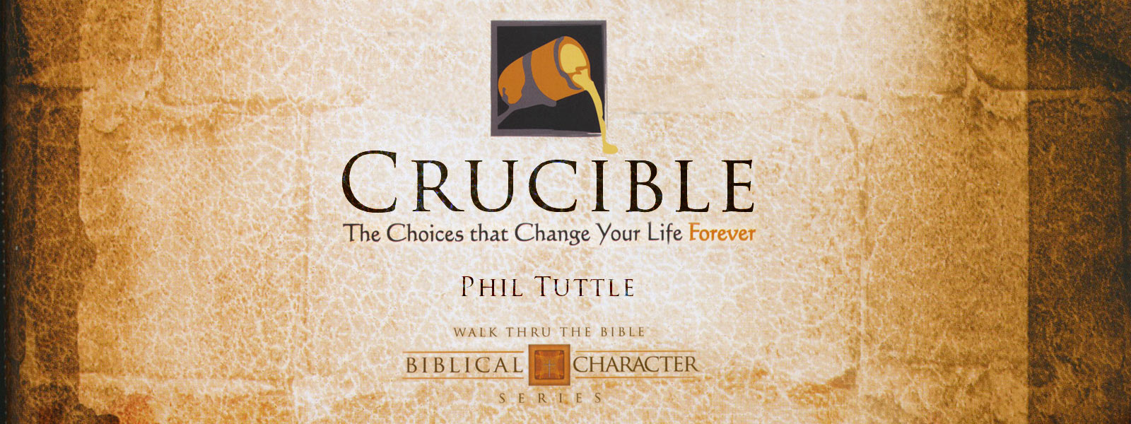 RightNow Media :: Streaming Video Bible Study : Crucible : Phil