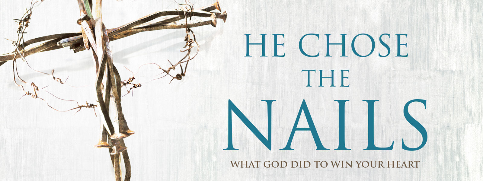 RightNow Media :: Streaming Video Bible Study : He Chose the Nails : Max  Lucado : Thomas Nelson
