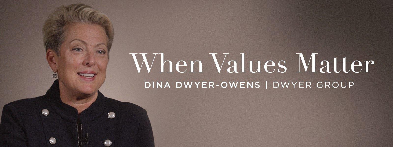 When Values Matter