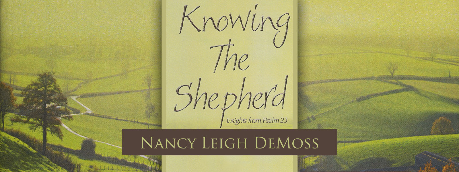 Knowing The Shepherd