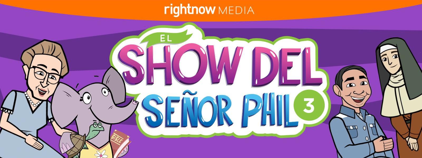 El show del Señor Phil 3