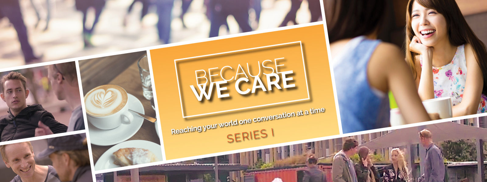 Because We Care - Series 1