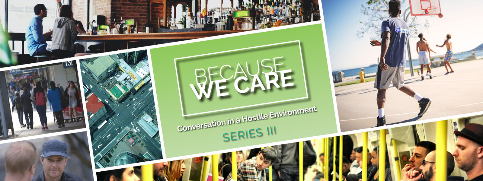 Because We Care - Series 3