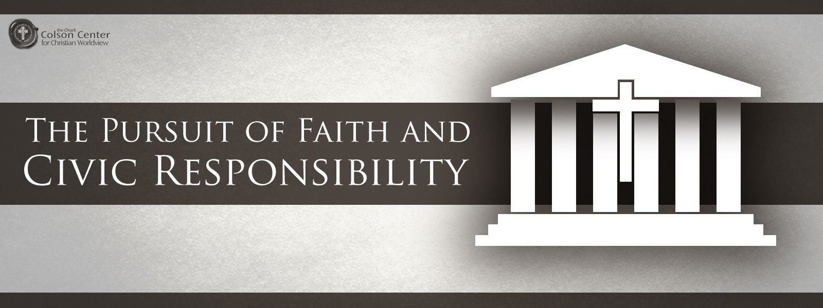 The Pursuit of Faith and Civic Responsibility
