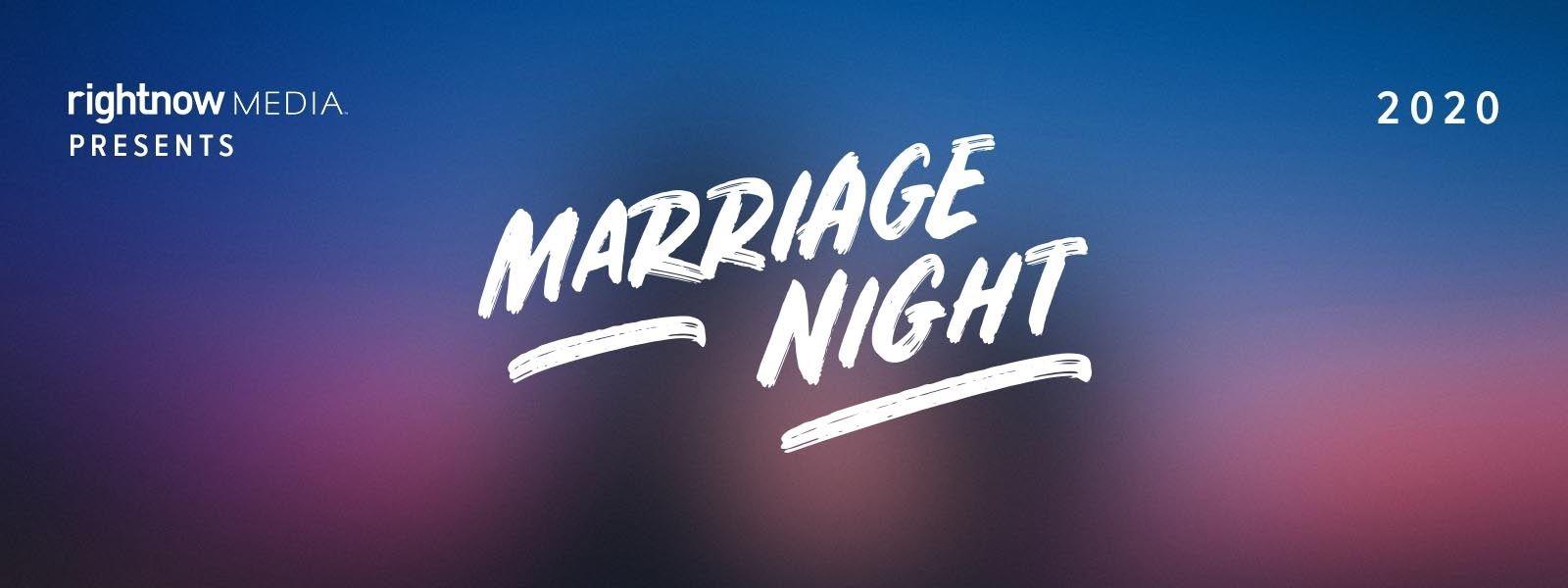 Marriage Night 2020