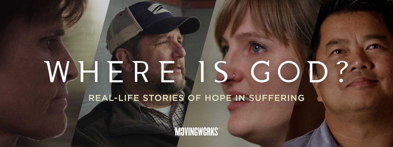 Where is God? Real-Life Stories of Hope in Suffering