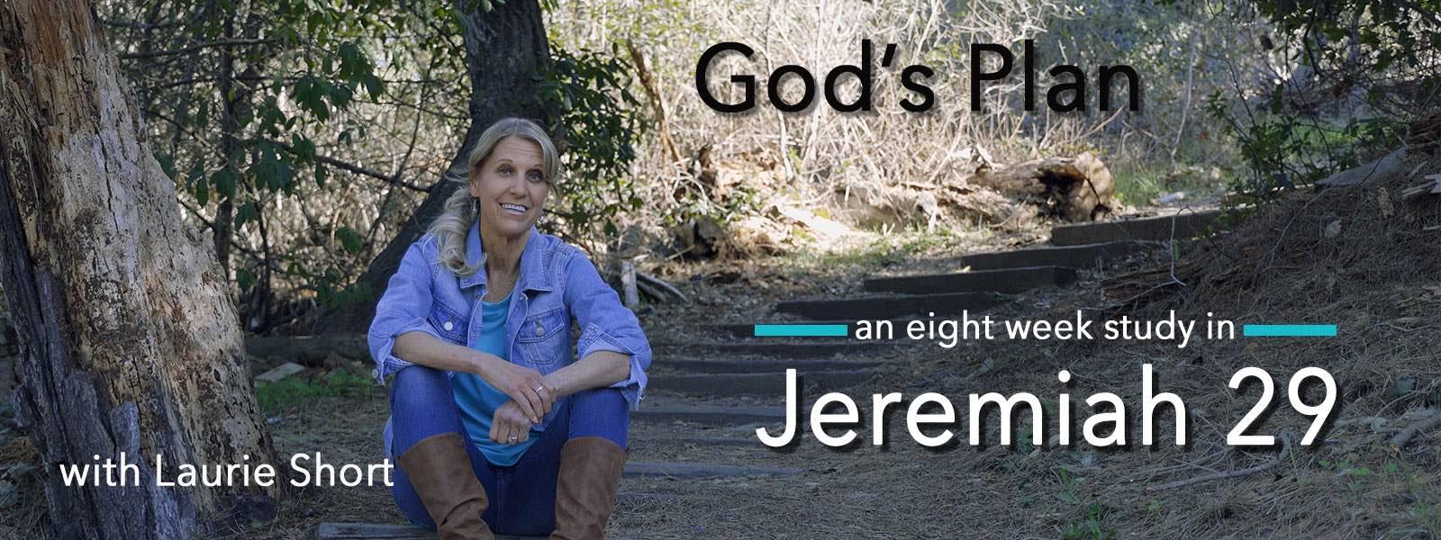 God's Plan: A Study in Jeremiah 29