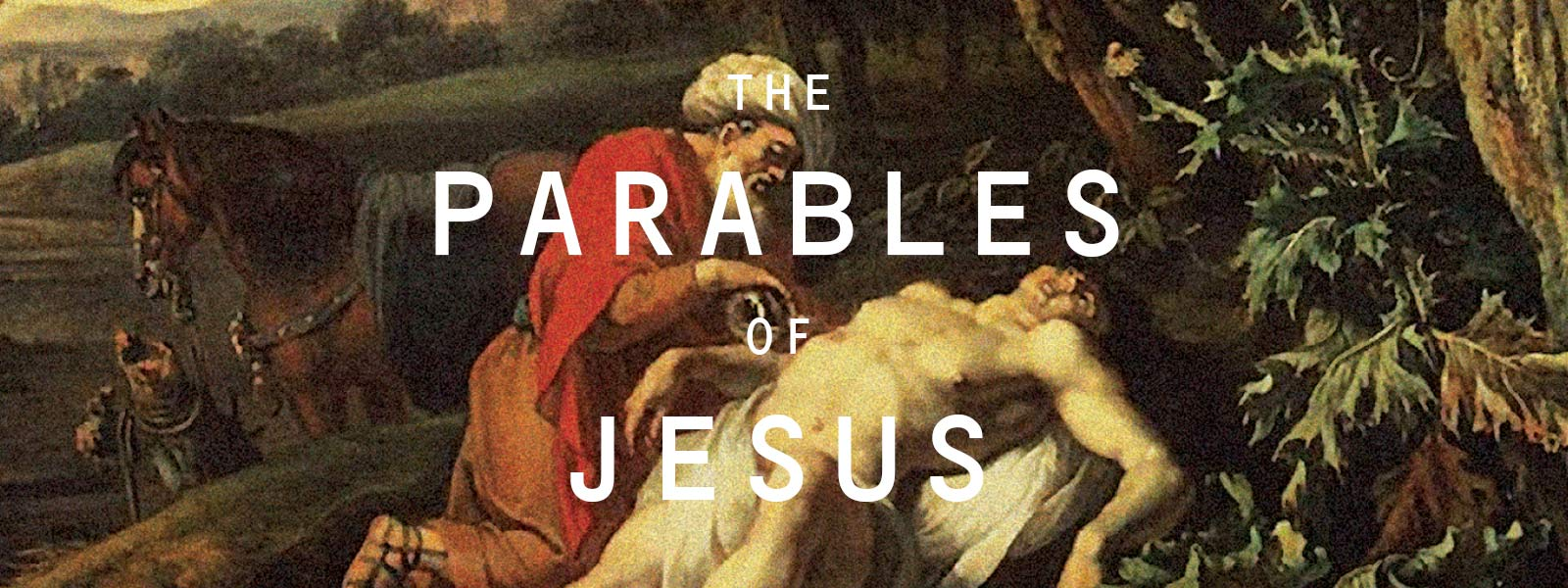 an analysis of the teachings of jesus in the parables With the intention of bolstering authoritative systematic teaching,  exegetical  analysis of jesus' parables not only allow for, but give us.