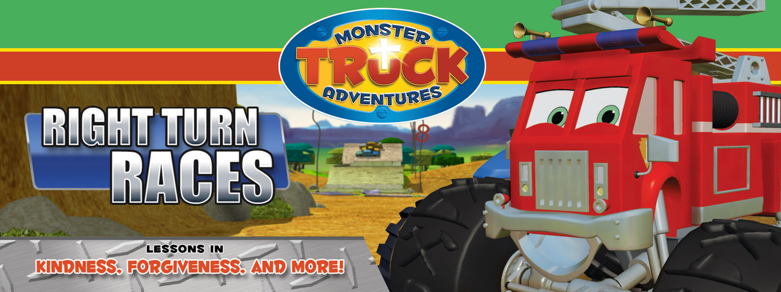 rightnow media streaming video bible study monster truck