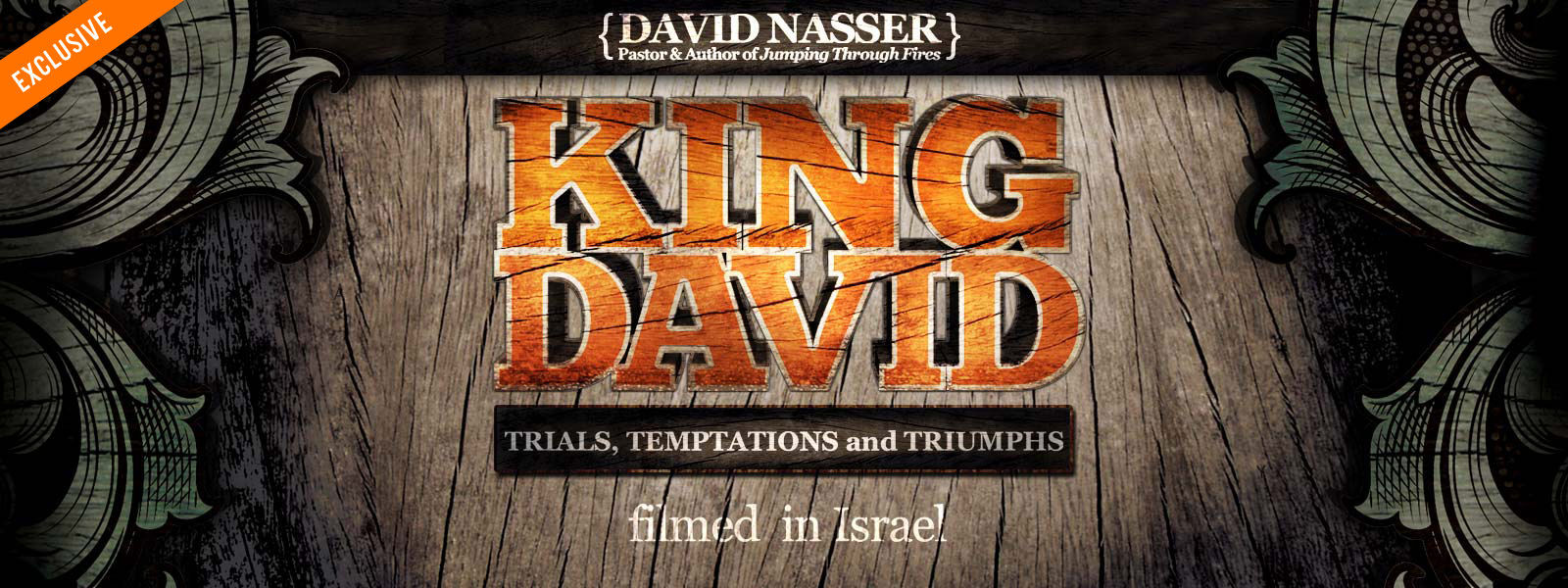 a study on the life of king david Youth group lesson on labels download the pdf of this lesson bible:  1 samuel 16:7 bottom line: we are so much more than the.