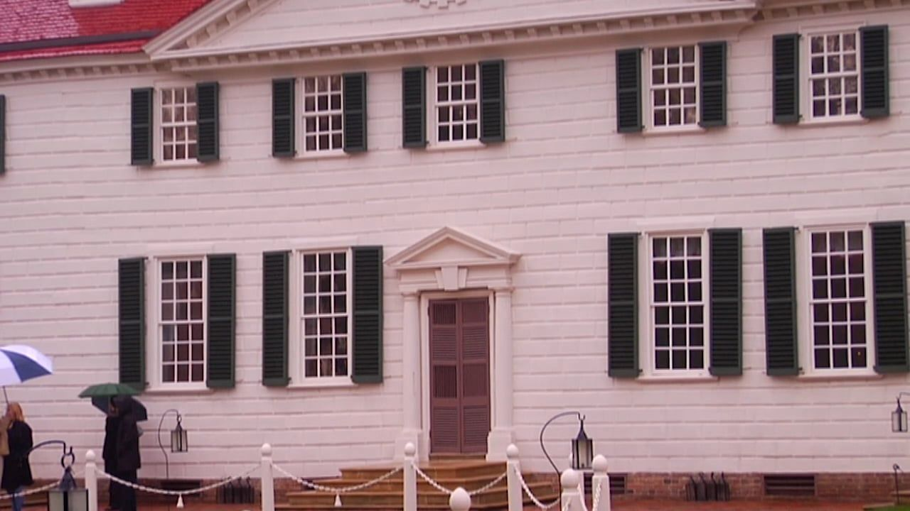 Mount Vernon, Slavery in Colonial America, Thomas Jefferson¹s Monticello, James Madison¹s Montpelier