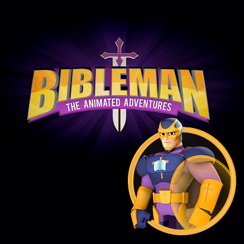 Bibleman The Animated Adventures