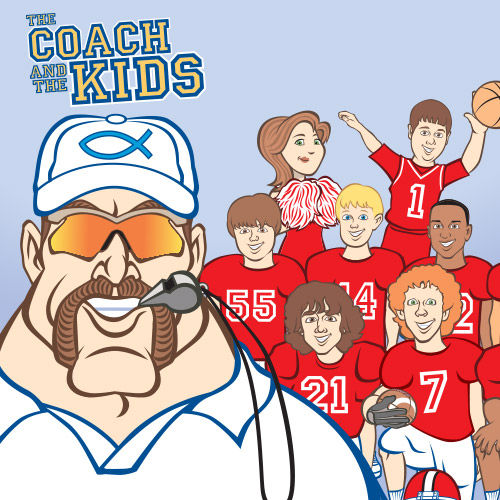 Coach and The Kids