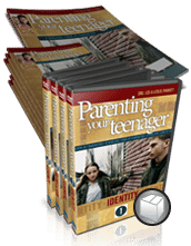 Parenting Your Teenager Kit with Drs. Les and Leslie Parrott