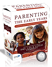 Parenting - The Early Years Kit with Drs. Les and Leslie Parrott