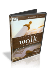 Faith Lessons | Walk as Jesus Walked (DVD)