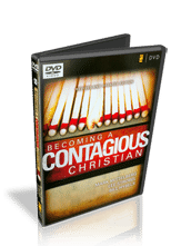 Becoming a Contagious Christian: Revised Edition with Lee Strobel and Bill Hybels (DVD)
