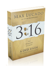 Max Lucado's 3:16 | Video-driven Bible Study for Small Groups (Kit)