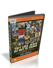 They Like Jesus But Not The Church with Dan Kimball (DVD)
