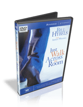 Just Walk Across the Room with Bill Hybels (DVD)