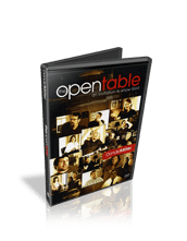 The Open Table with Donald Miller (DVD)