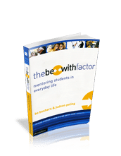 The Be-With Factor by Bo Boshers (book)