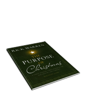 Study Guide- The Purpose of Christmas with Rick Warren