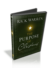 The Purpose of Christmas with Rick Warren (DVD)