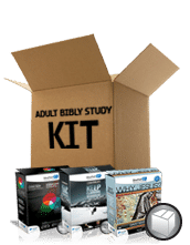 Adult Bible Study Kit with David Nasser, Chris Seay, and Todd Phillips